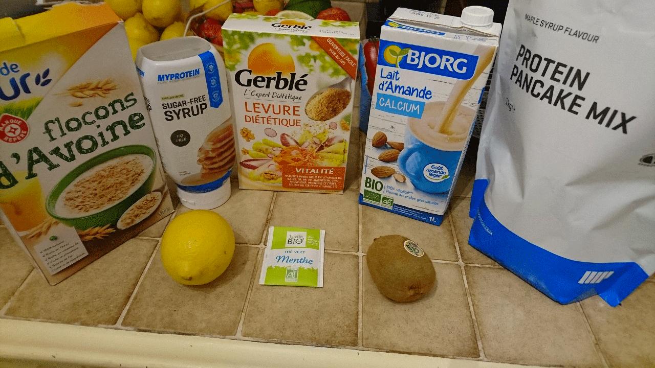 Le petit déjeuner gourmet – diet et délicieux